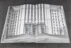 Красные Ворота. Москва, 2015, карандаш на бумаге, 75 х 110 см