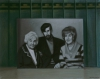 Me with my Mother & Grandmother in 1974, 2009, oil on canvas, 65x81 cm