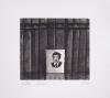 Misha,1978,  etching, 17.5x19.7 cm