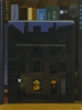 René Magritte, 135 rue Esseghem..., 2010, oil on canvas, 81x60 cm